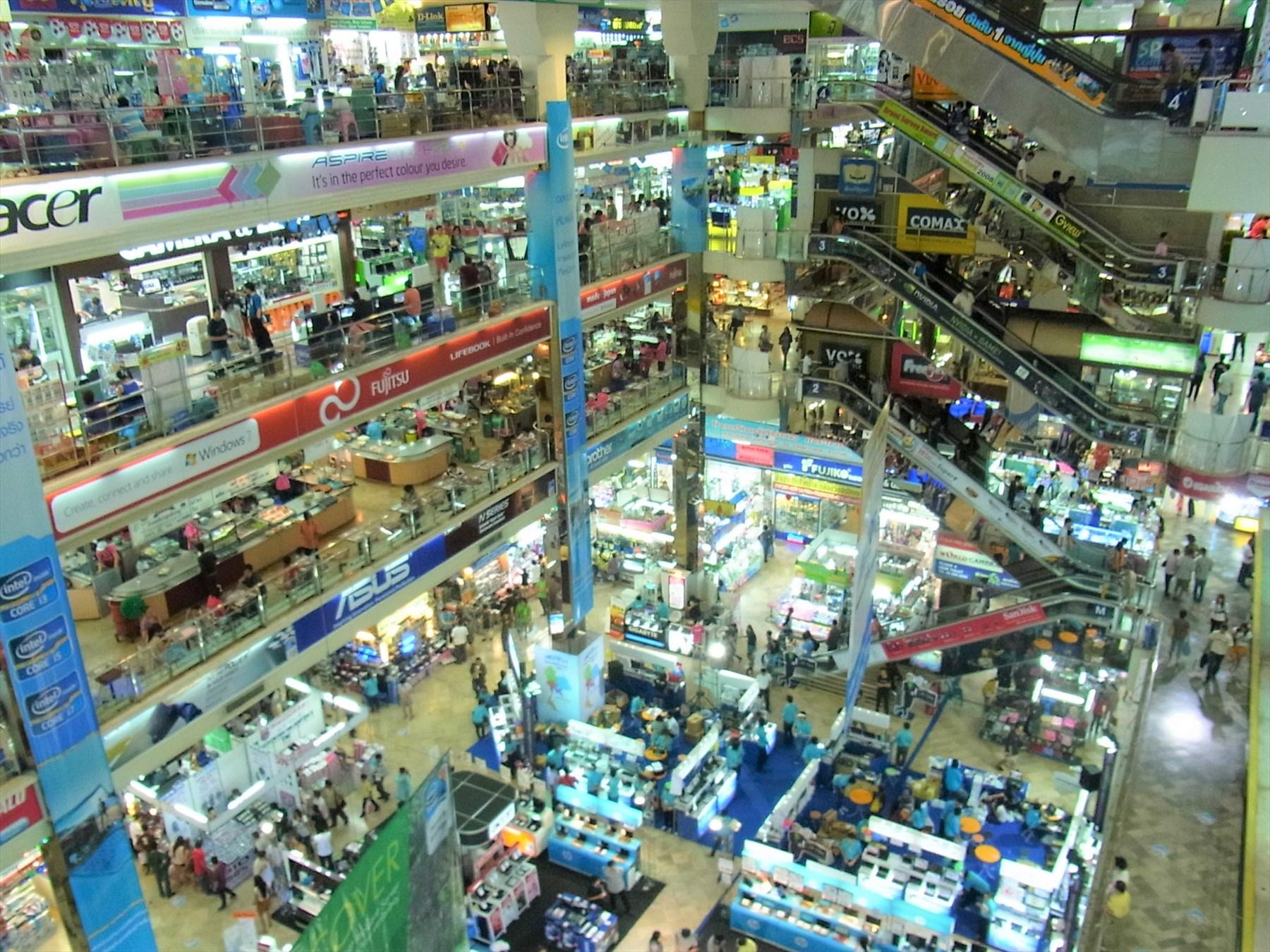 第4回「タイでIT機器を購入するメリット」